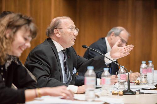 Le jury en action © Christophe Rabinovici