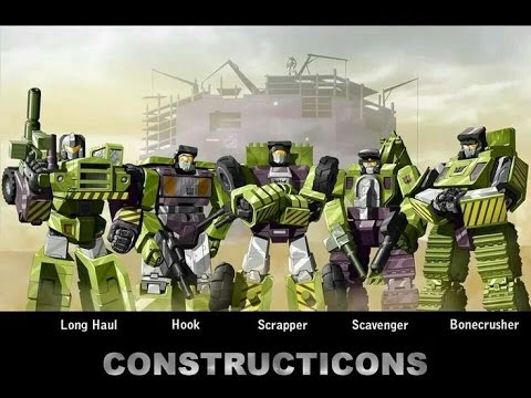 Constructicons 2