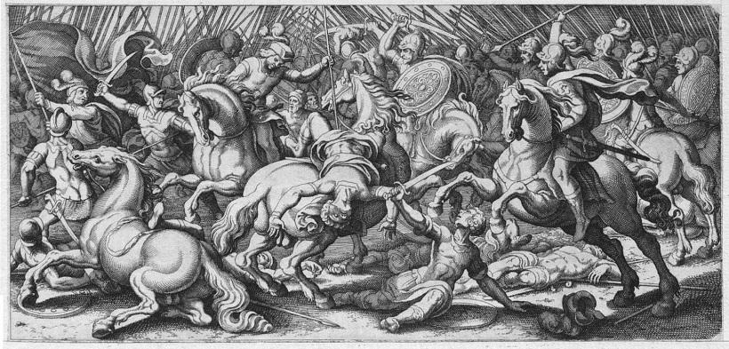 """Résultat de recherche d'images pour """"bataille cavalerie tableau"""""""