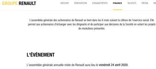 AG Renault
